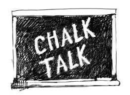 May Chalk Talk Featured Photo