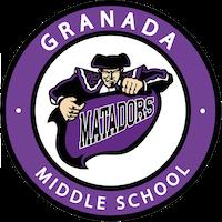 Granada Middle School Logo