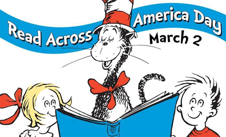 Kennedy Celebrates Read Across America / Dr. Seuss' Birthday Featured Photo
