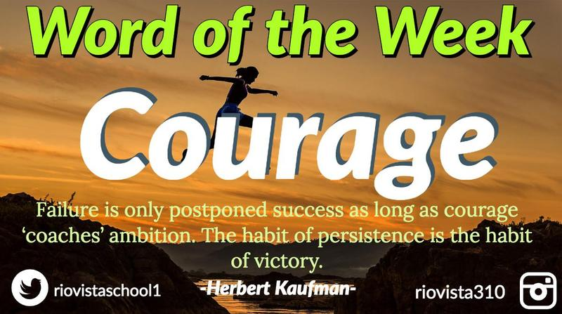 image of courage