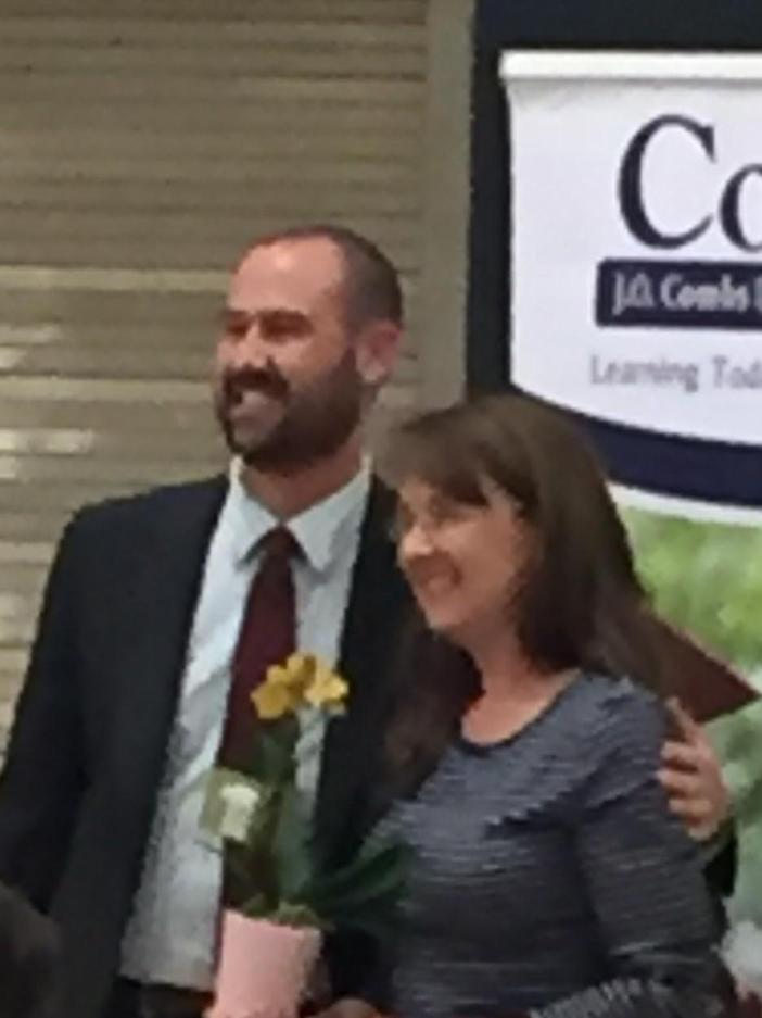 CTA Volunteer Recognition - Kristie Castillo