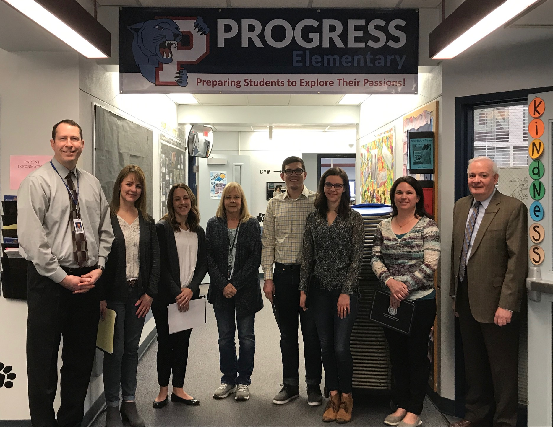 Progress Elementary Nominees