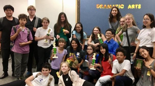 SPMS Students at DTASC Fall Festival