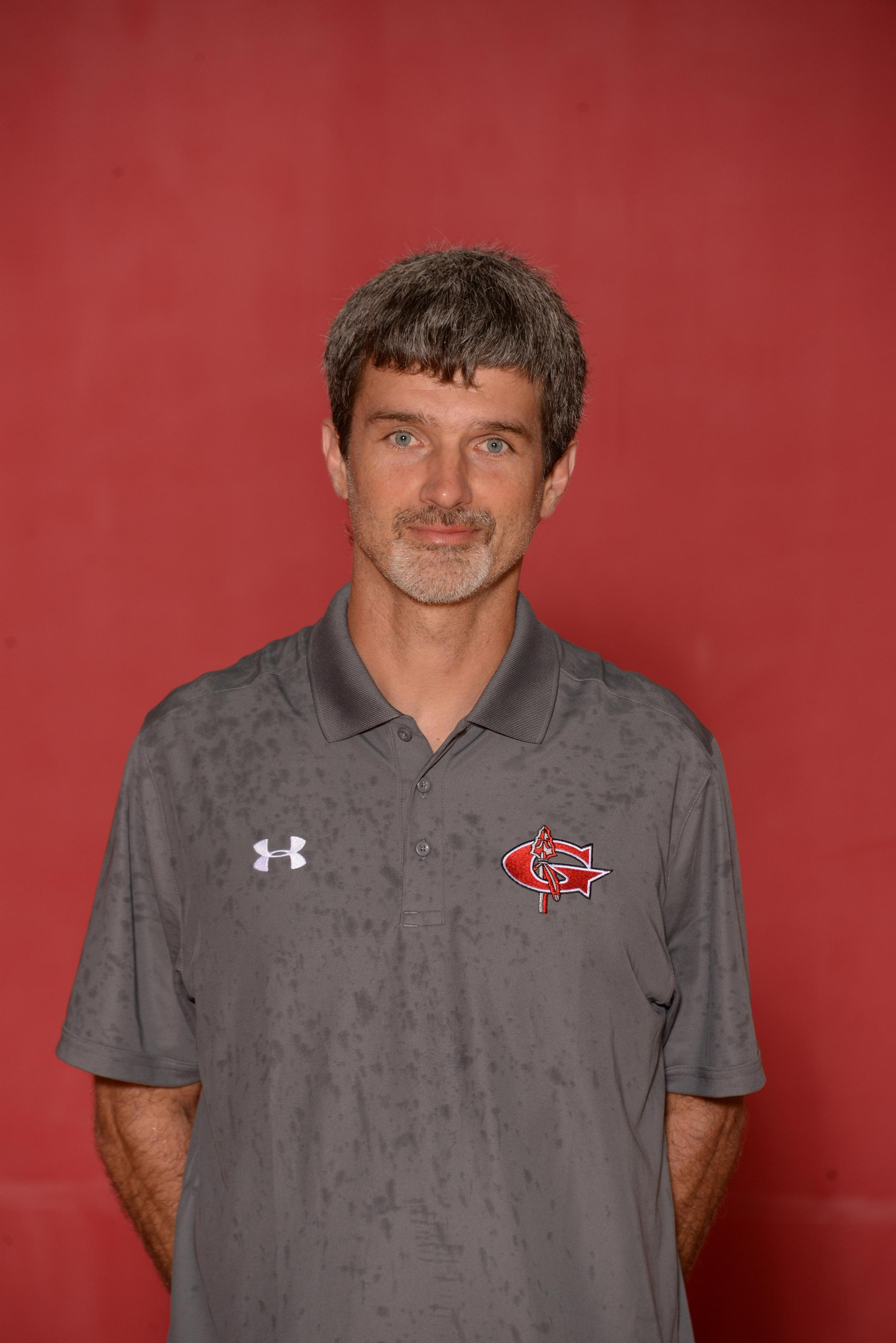 Head Coach Rocky Mason