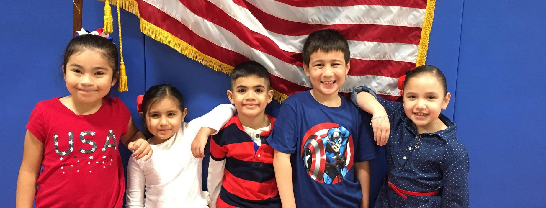 Students celebrate Veterans Day