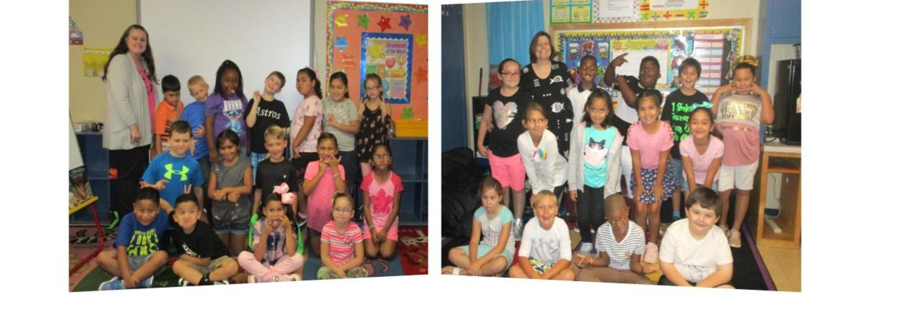 Second and Third Grade