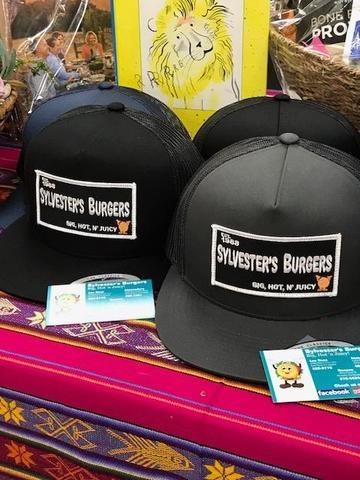 Photo of 2 black hats