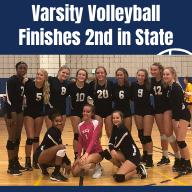 HHCA Varsity Volleyball