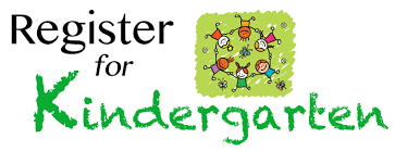 Kindergarten Registration Info