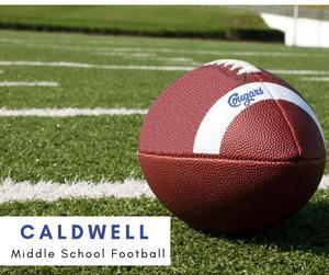 Caldwell FB clipart