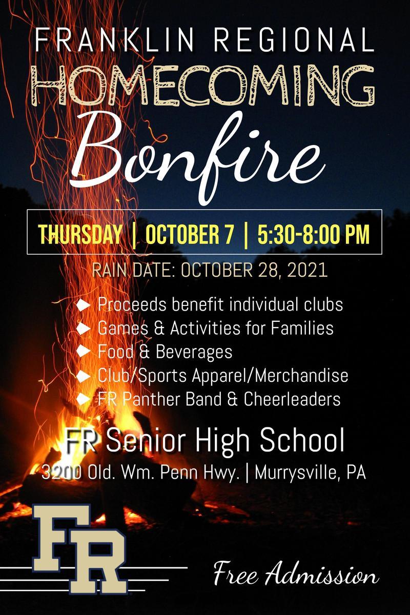 Bonfire 2021