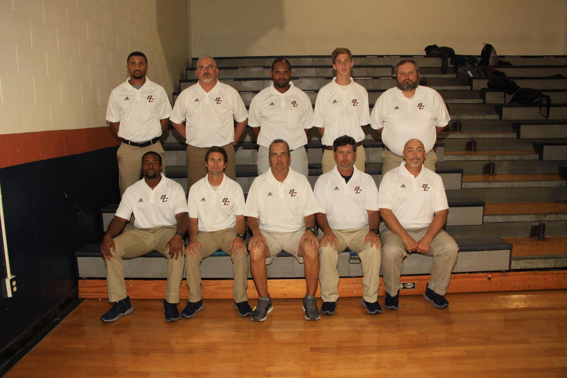 Football coaches - 2018~2019