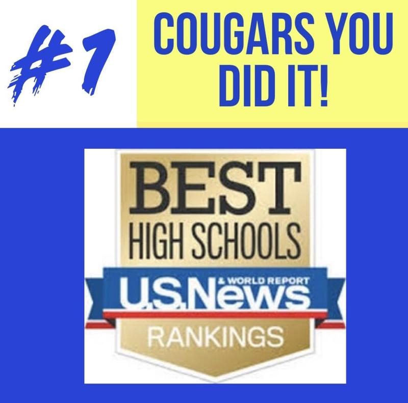 US News High School Rankings