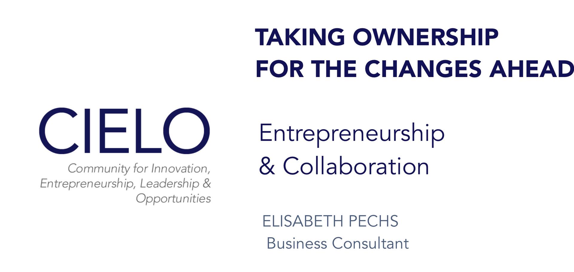 CIELO (Community for Innovation, Entrepreneurship, Leadership and Opportunities