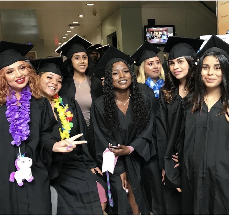 Avalon site graduates