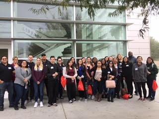 Tahquitz students at MSJC