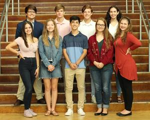SVHS National Hispanic Scholars