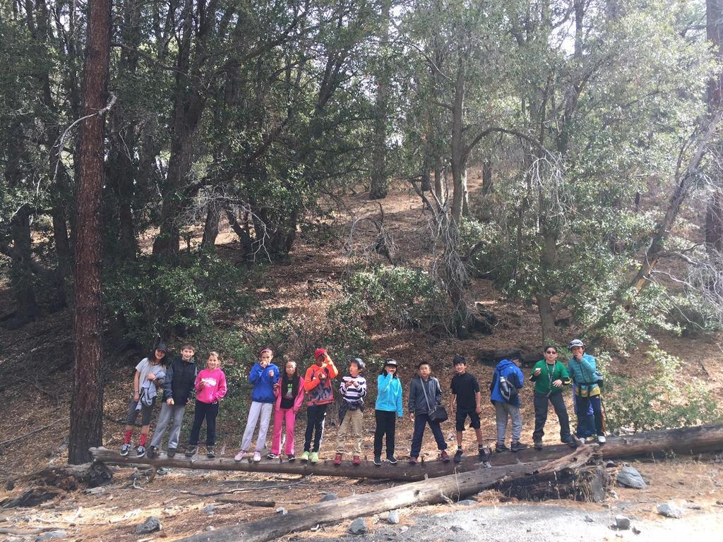 5th Grade Outdoor Science School