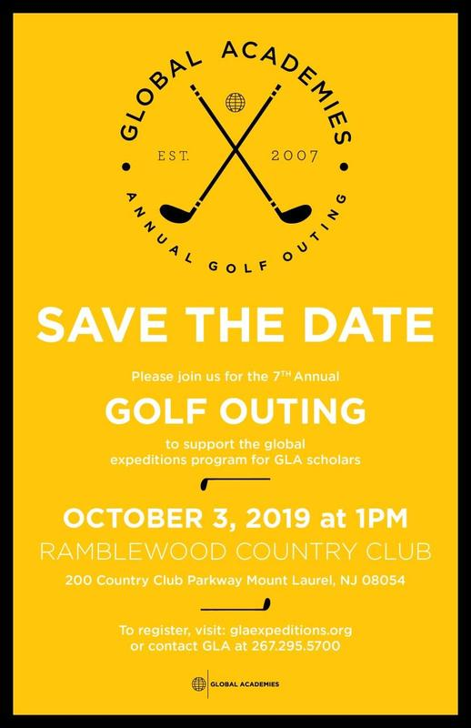 Global Academies Annual Golf Outing Fundraiser is Back!! Featured Photo