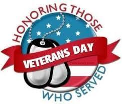 Nov. 9th Veterans Day Assembly Thumbnail Image