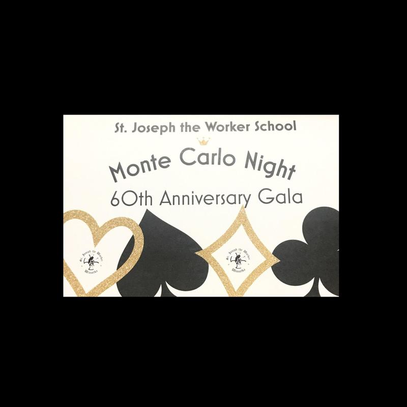 60th Anniversary Gala and Monte Carlo Night Featured Photo