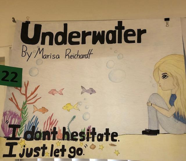 Honorable Mention for Underwater