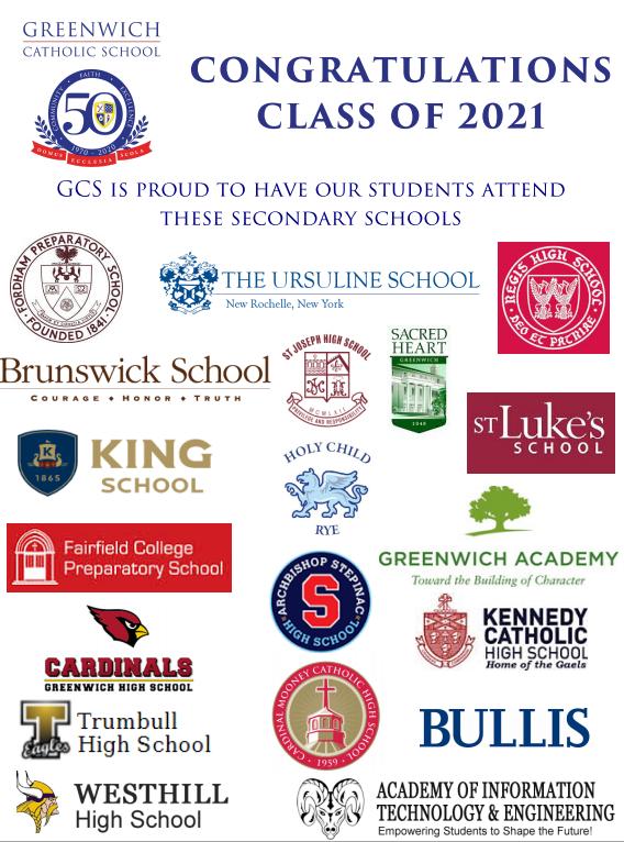 High School Choices Announced ! Thumbnail Image