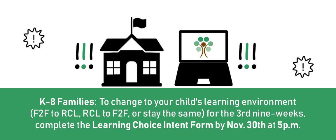 Learning Choice Intent graphic