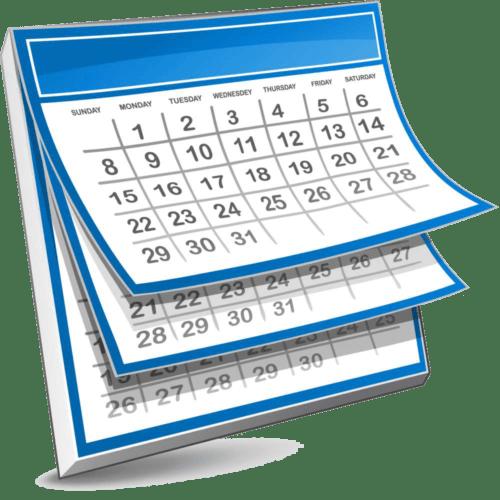 GWCS 2019-2020 Calendar Featured Photo