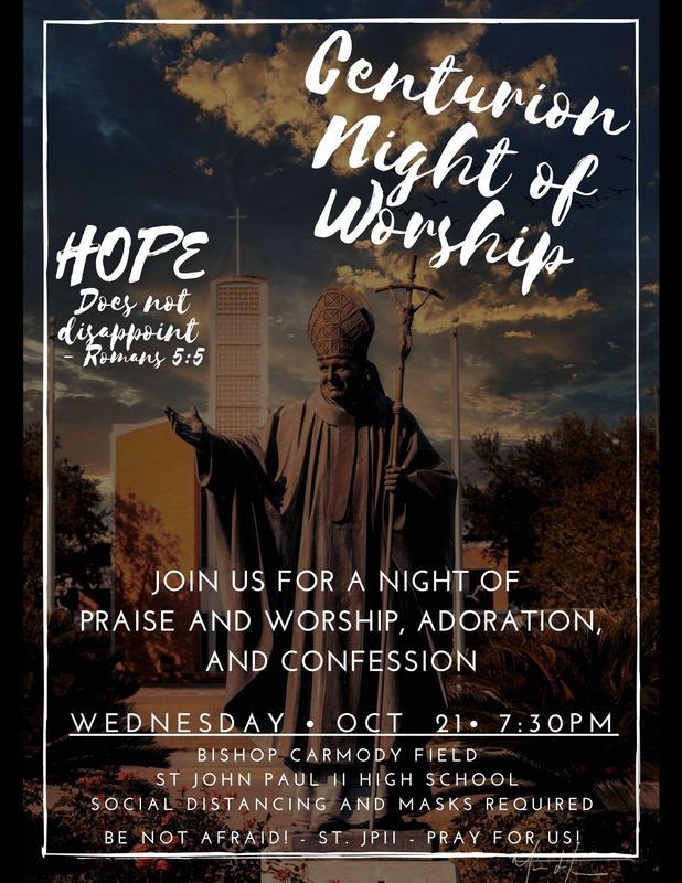 Centurion Night of Worship Featured Photo