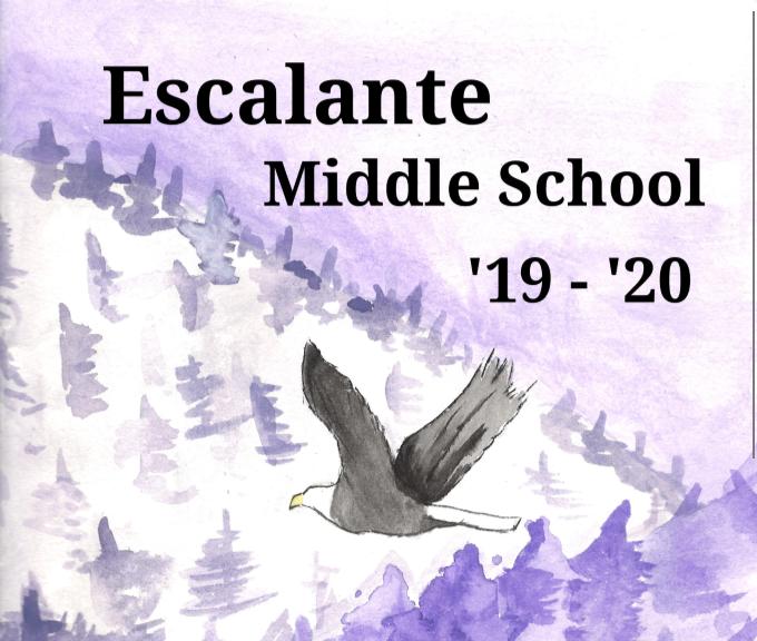 Student Artwork Eagle