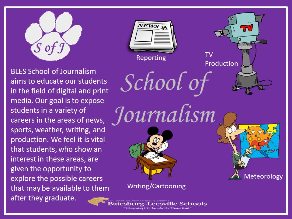 School of Journalism