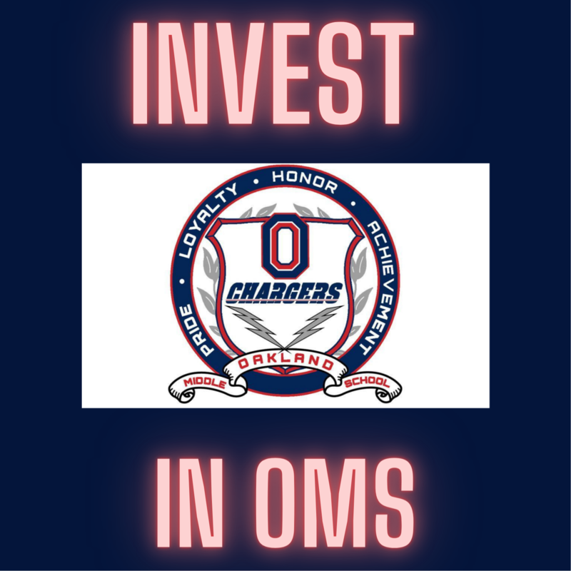 INVEST IN OMS FUNDRAISER Thumbnail Image
