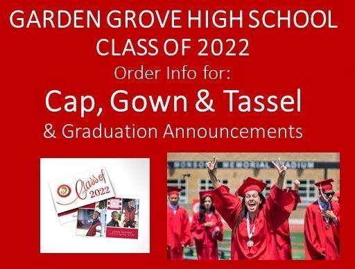 SENIORS:  Cap and Gown Info Featured Photo