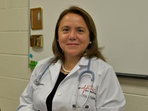 LFHS teacher Griselda Galvez