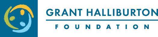Grant Halliburton Foundation logo