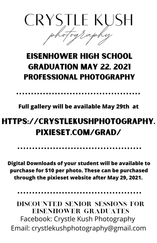 Photography Flyer Eisenhower High School Graduation Professional Photography.png