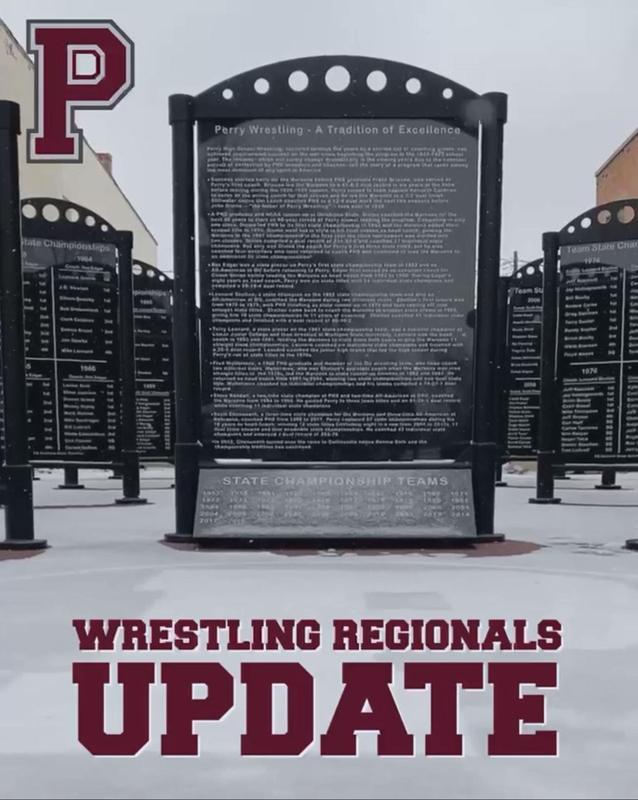 regionals update