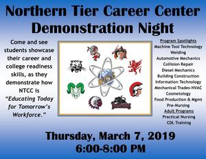NTCC Demo Night