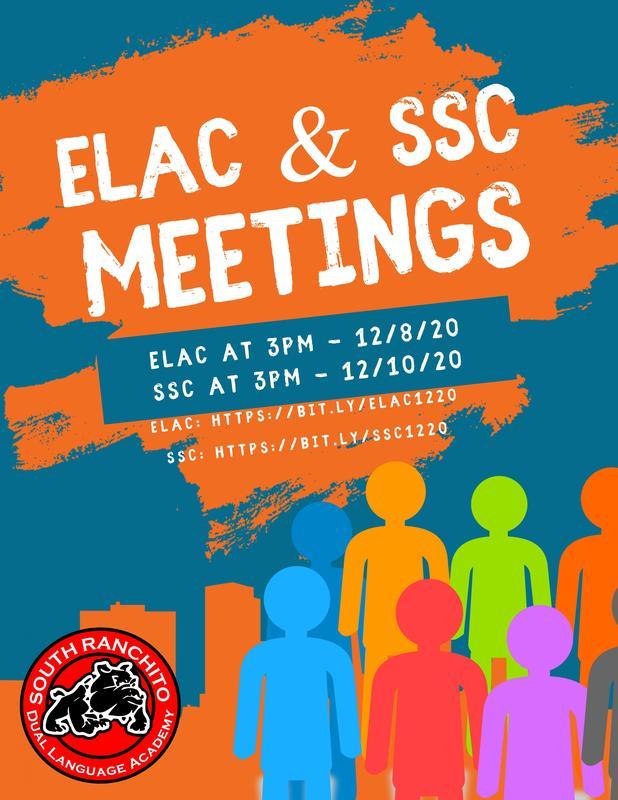 ELAC & SSC