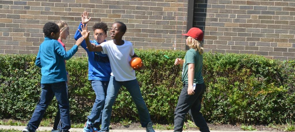 outdoor physical education