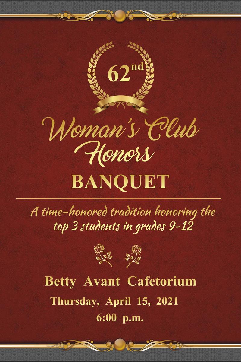 Women's Club Banquet