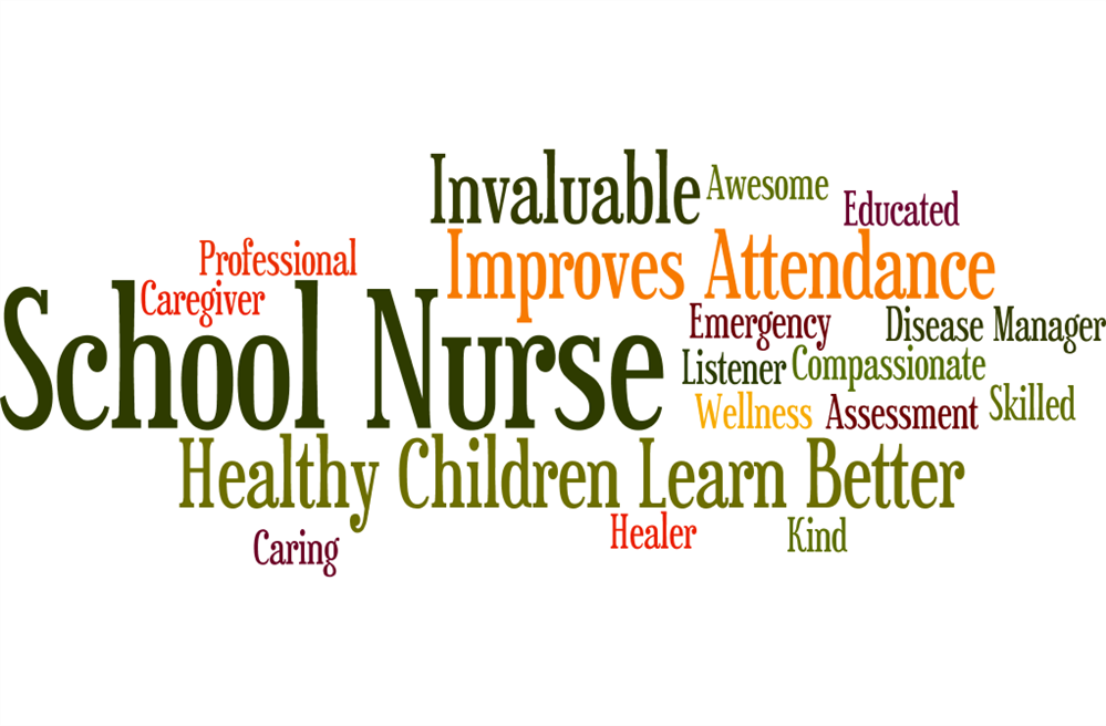 school nurse words