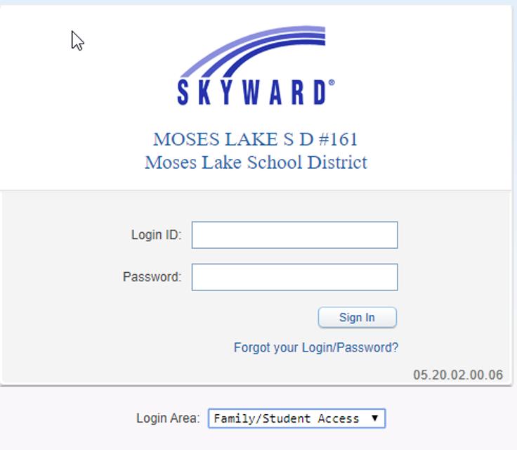 Online Enrollment screenshot