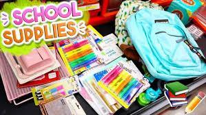 School Supply Information for 2021-2022 Featured Photo