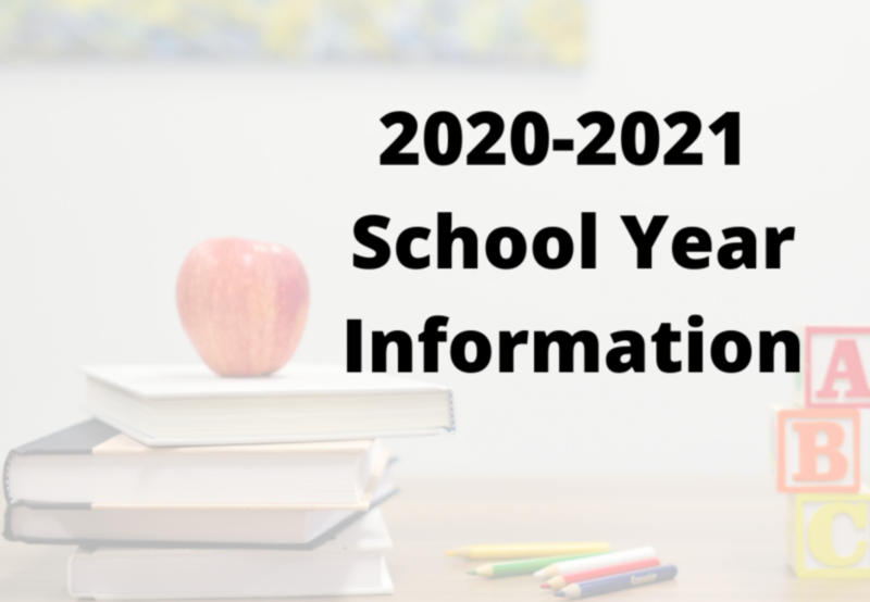 2020-2021 School Information Thumbnail Image