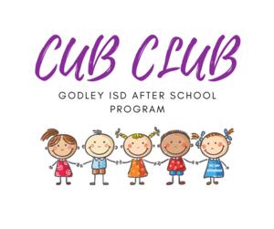 cub club godley isd after school program