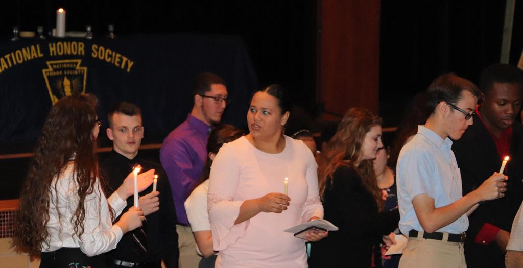 PHHS NHS Induction - 030818