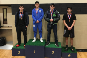 daniel garza becomes frenship's first champion wrestler