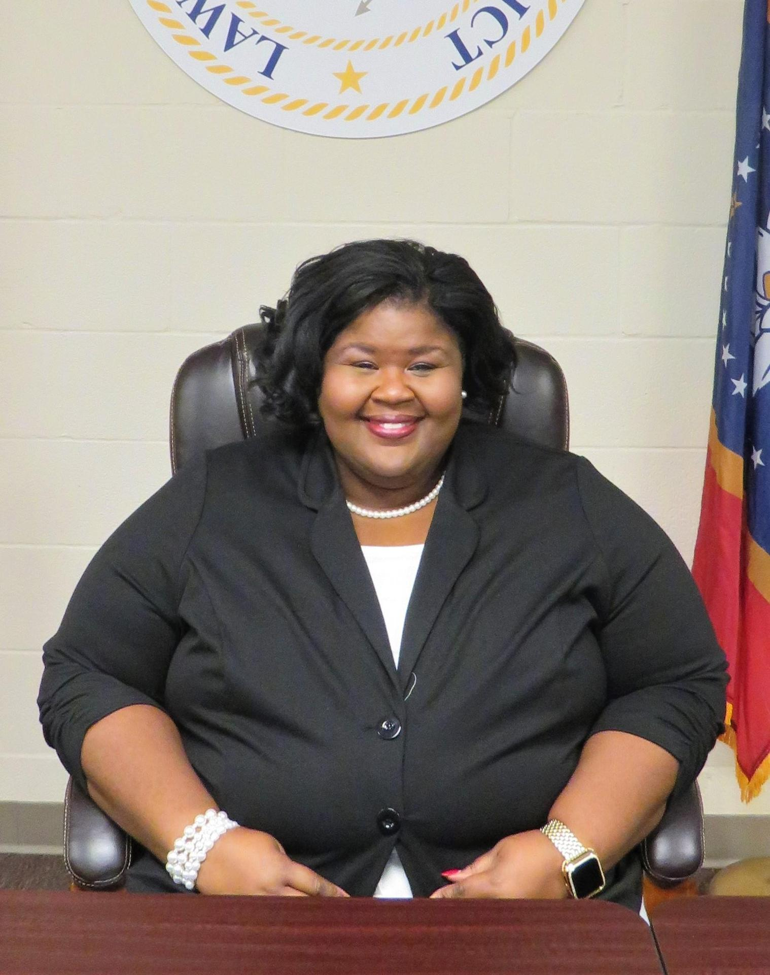 LaKesia Bryant, Special Services Director